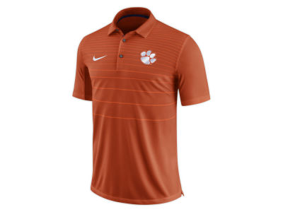 Clemson Tigers Nike NCAA Men's Early Season Coach Polo
