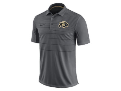 Colorado Buffaloes Nike NCAA Men's Early Season Coach Polo