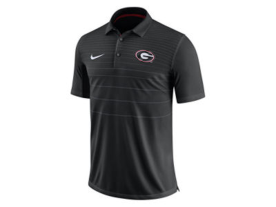 Georgia Bulldogs Nike NCAA Men's Early Season Coach Polo