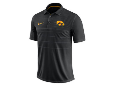 Iowa Hawkeyes Nike NCAA Men's Early Season Coach Polo