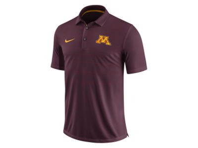 Minnesota Golden Gophers Nike NCAA Men's Early Season Coach Polo