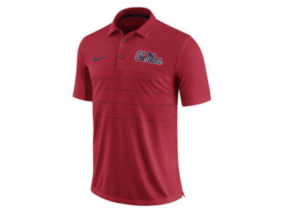 Ole Miss Rebels Nike NCAA Men's Early Season Coach Polo