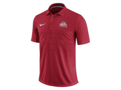 Ohio State Buckeyes Nike NCAA Men's Early Season Coach Polo