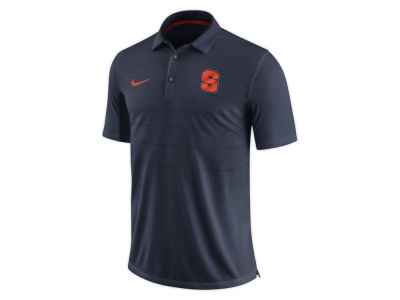 Syracuse Orange Nike NCAA Men's Early Season Coach Polo