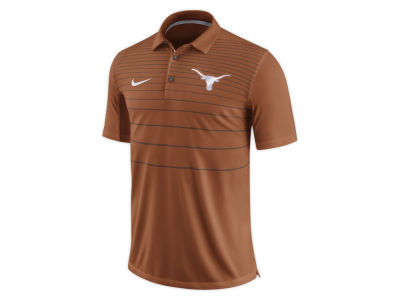 Texas Longhorns Nike NCAA Men's Early Season Coach Polo