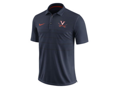 Virginia Cavaliers Nike NCAA Men's Early Season Coach Polo