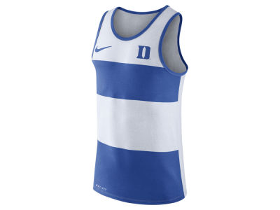 Duke Blue Devils Nike NCAA Men's Team Stripe Tank