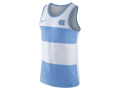 North Carolina Tar Heels Nike NCAA Men's Team Stripe Tank