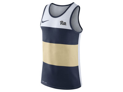 Pittsburgh Panthers Nike NCAA Men's Team Stripe Tank