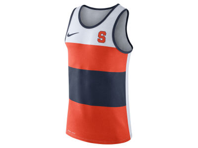 Syracuse Orange Nike NCAA Men's Team Stripe Tank