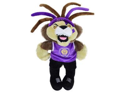 Orlando City SC Forever Collectibles 8inch Plush Mascot