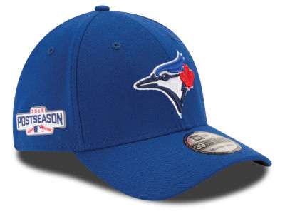 Toronto Blue Jays New Era MLB 2016 Post Season Patch 39THIRTY Cap