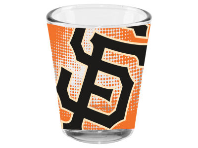 San Francisco Giants 2oz Fade Away Collector Glass