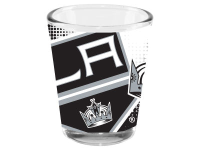 Los Angeles Kings 2oz Fade Away Collector Glass