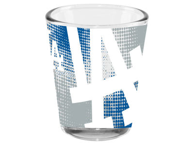 Los Angeles Dodgers Memory Company 2oz Fade Away Collector Glass
