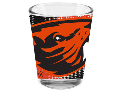 Oregon State Beavers 2oz Fade Away Collector Glass