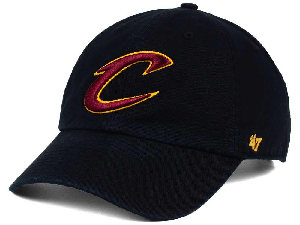 cleveland cavaliers 47 nba 47 clean up cap