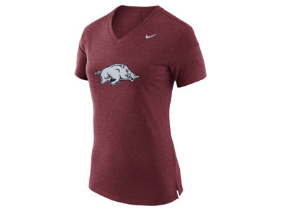 Arkansas Razorbacks Nike NCAA Women's Fan V Top T-Shirt