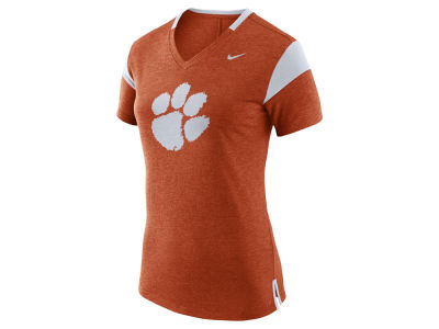 Clemson Tigers Nike NCAA Women's Fan V Top T-Shirt