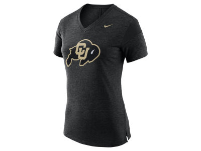 Colorado Buffaloes Nike NCAA Women's Fan V Top T-Shirt