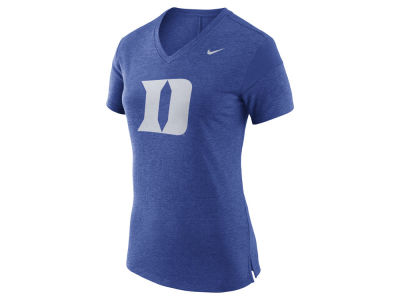 Duke Blue Devils Nike NCAA Women's Fan V Top T-Shirt