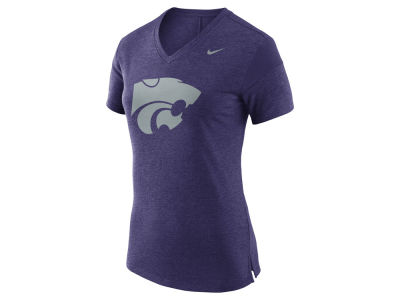 Kansas State Wildcats Nike NCAA Women's Fan V Top T-Shirt