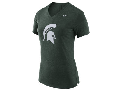 Michigan State Spartans Nike NCAA Women's Fan V Top T-Shirt