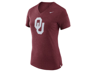 Oklahoma Sooners Nike NCAA Women's Fan V Top T-Shirt