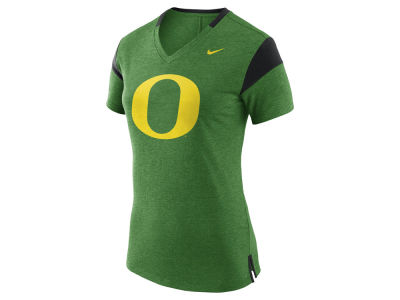 Oregon Ducks Nike NCAA Women's Fan V Top T-Shirt