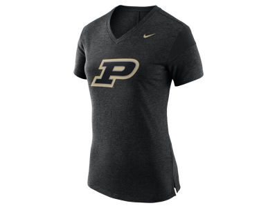 Purdue Boilermakers Nike NCAA Women's Fan V Top T-Shirt