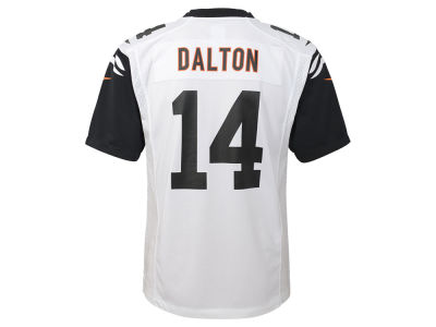 Cincinnati Bengals Andy Dalton NFL Youth Color Rush Jersey