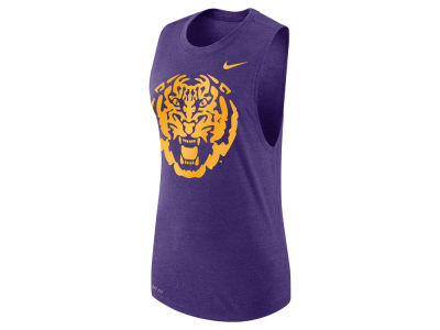 LSU Tigers Nike NCAA Women's Muscle Tank