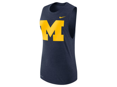 Michigan Wolverines Nike NCAA Women's Muscle Tank