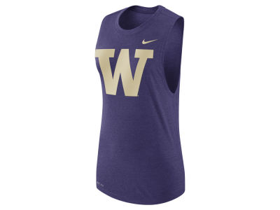 Washington Huskies Nike NCAA Women's Muscle Tank