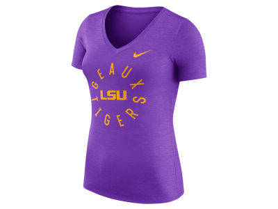 LSU Tigers Nike NCAA Women's Touch T-Shirt