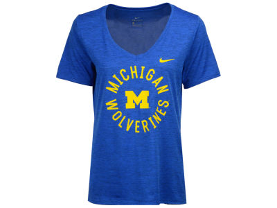 Michigan Wolverines Nike NCAA Women's Touch T-Shirt