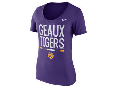 LSU Tigers Nike NCAA Women's Local Spirit T-Shirt