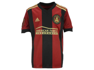 Atlanta United FC adidas MLS Youth Primary Replica Jersey
