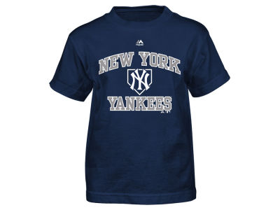 New York Yankees MLB Kids Block T- Shirt