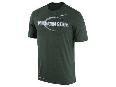 Michigan State Spartans Nike 2017 NCAA Men's Legend Icon T-Shirt