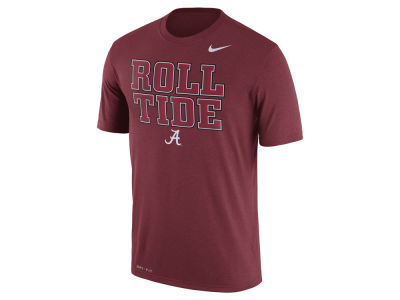 Alabama Crimson Tide Nike NCAA Men's Legend Authentic Phrase T-Shirt