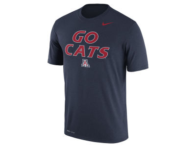 Arizona Wildcats Nike NCAA Men's Legend Verbiage T-Shirt