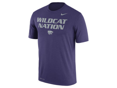 Kansas State Wildcats Nike NCAA Men's Legend Verbiage T-Shirt