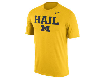 Michigan Wolverines Nike NCAA Men's Legend Verbiage T-Shirt