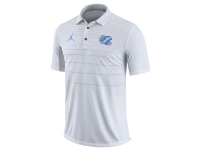 North Carolina Tar Heels Nike NCAA Men's Early Season Coach Polo
