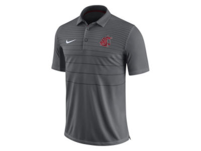 Washington State Cougars Nike NCAA Men's Early Season Coach Polo
