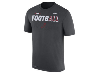 Alabama Crimson Tide Nike NCAA Men's Legend Football T-Shirt