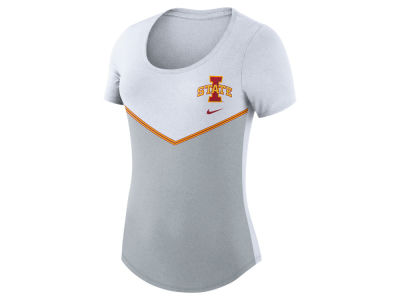 Iowa State Cyclones Nike NCAA Women's Chevron T-Shirt