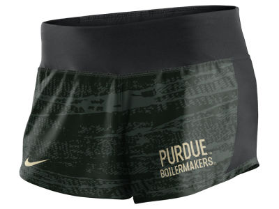 Purdue Boilermakers Nike NCAA Women's Printed Crew Shorts