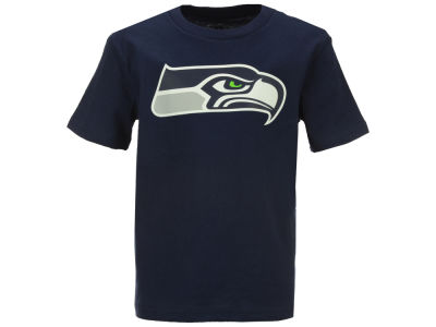 Seattle Seahawks NFL Kids Primary Logo T-Shirt